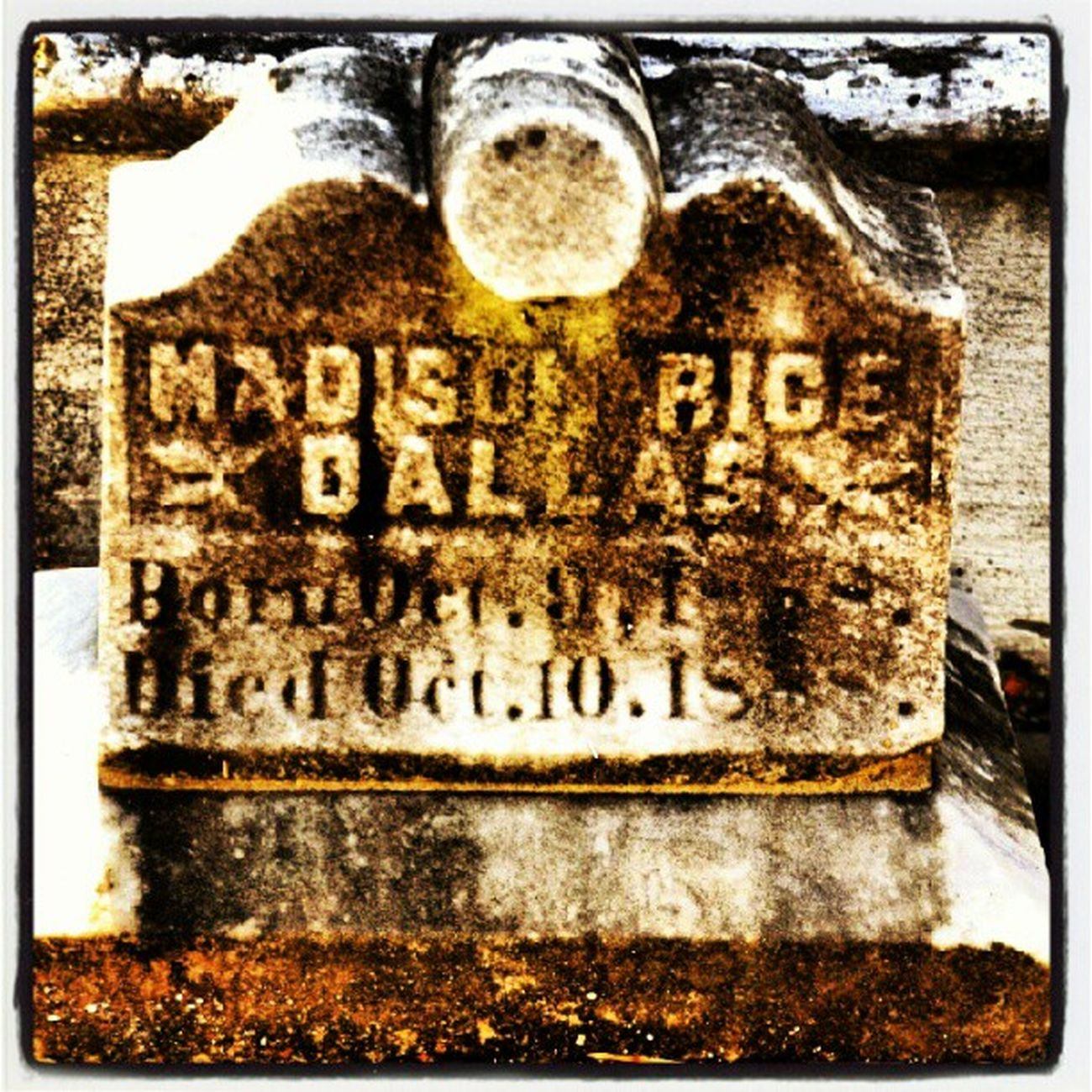 Baby Rice. #grief #grave #cemetery #nola #neworleans #mausoleum #marble #children #grave #instagram #picoftheday #saveourcemeteries #statue #tomb #tombstone #weeping #webstagram Marble Grave NOLA Tomb Webstagram Neworleans Saveourcemeteries Weeping Statue Children Cemetery Grief Instagram Mausoleum Tombstone Picoftheday