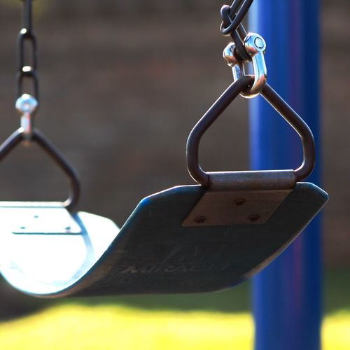 I've always loved the Swing at the Playground Sunset Check This Out Hello World Taking Photos Enjoying Life Hanging Out