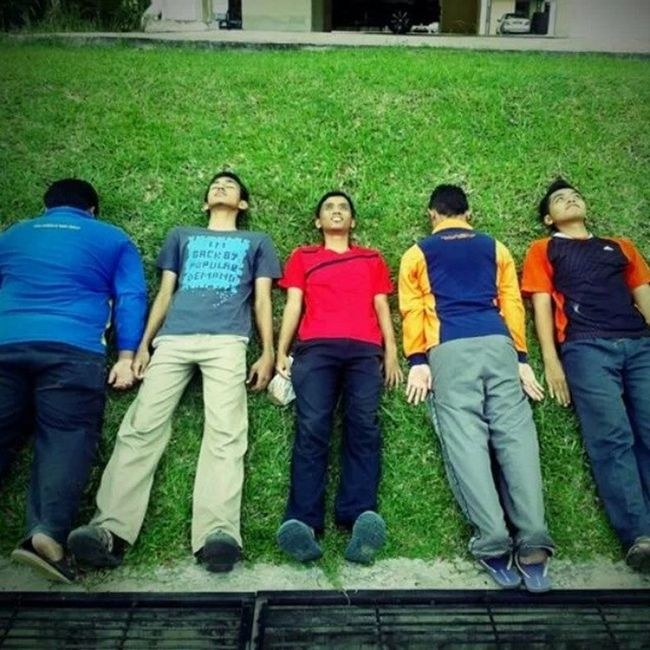 Kmns Memories Planking by Planker 2011