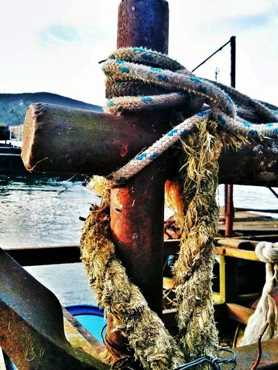 Riverside Rope Dock Port