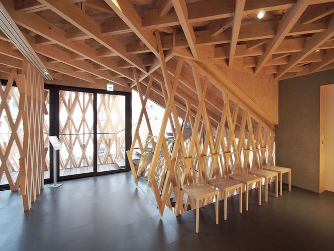 Kengo_kuma Architecture Interior Urban Geometry