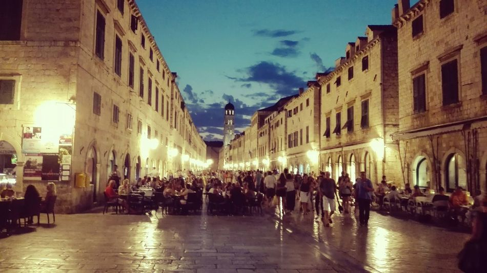 In the modern fortress Dubrovnik, Croatia See The World Go Travel Other Country