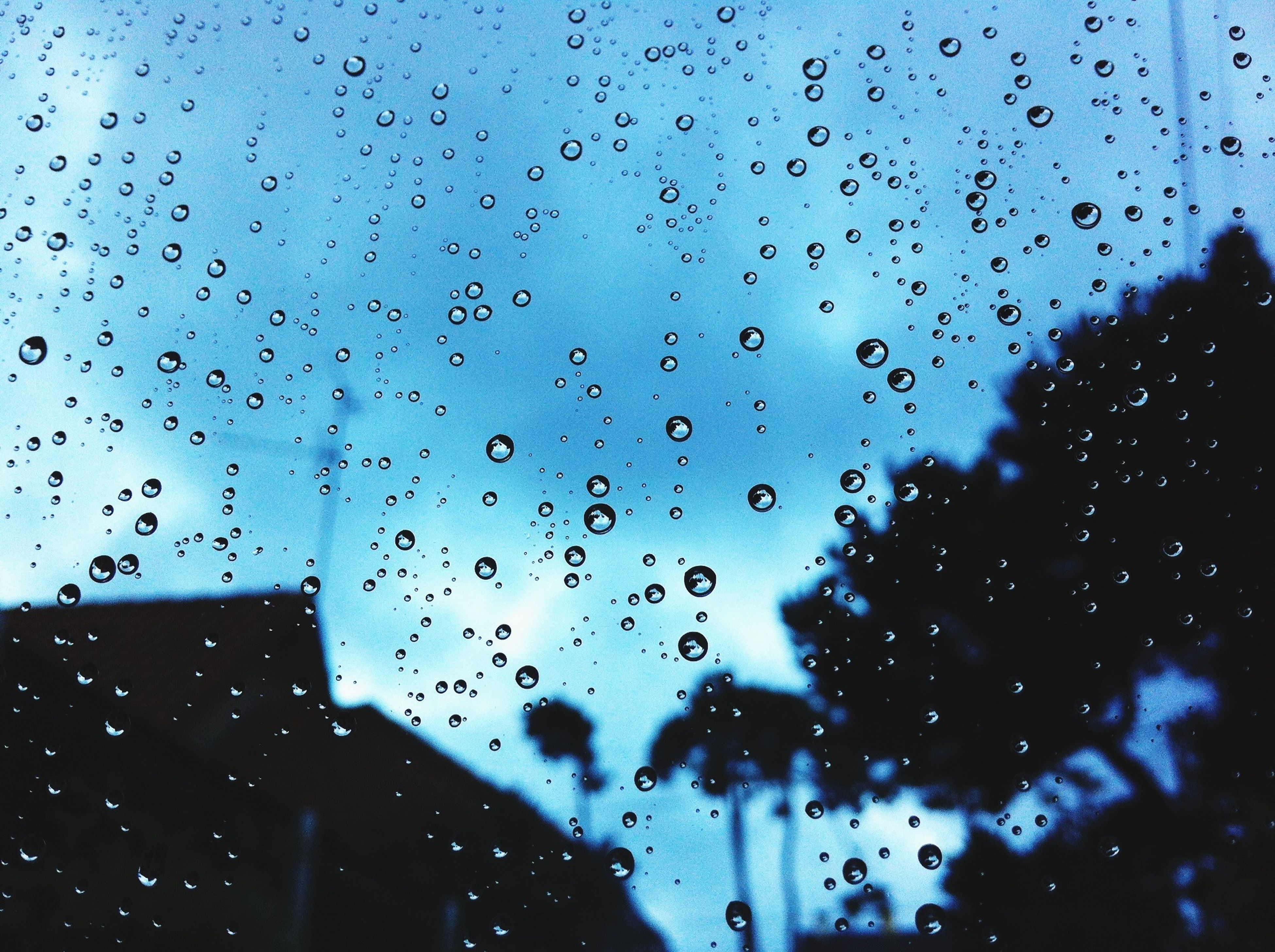 drop, wet, window, rain, transparent, indoors, water, glass - material, raindrop, weather, season, sky, glass, transportation, backgrounds, full frame, vehicle interior, focus on foreground, monsoon, droplet