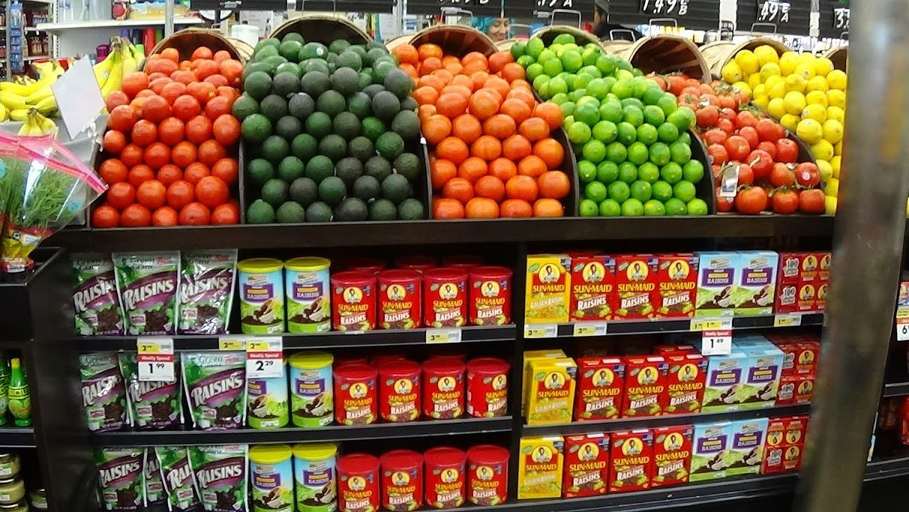 Everything In Its Place Produce Display Produce Department Produce Art Green Grocer Corner Store Vegtables Fruit