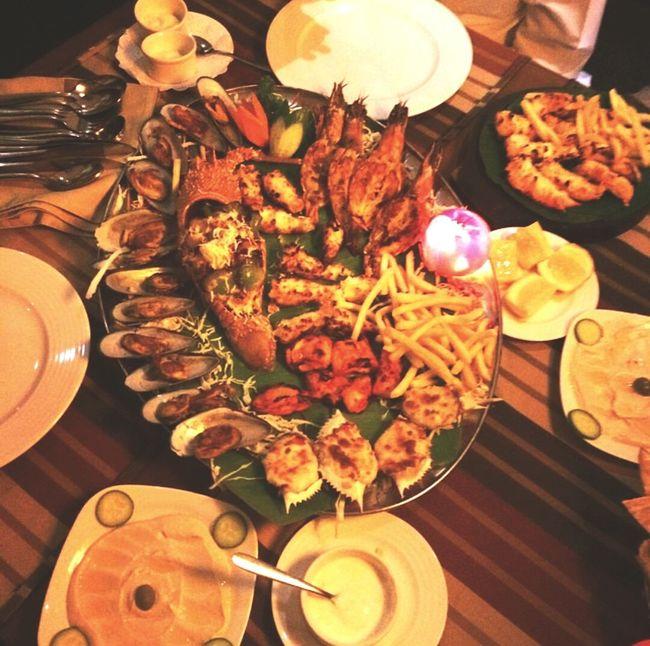 Seafood lobsters,crabs etc...????? Lifeinuae