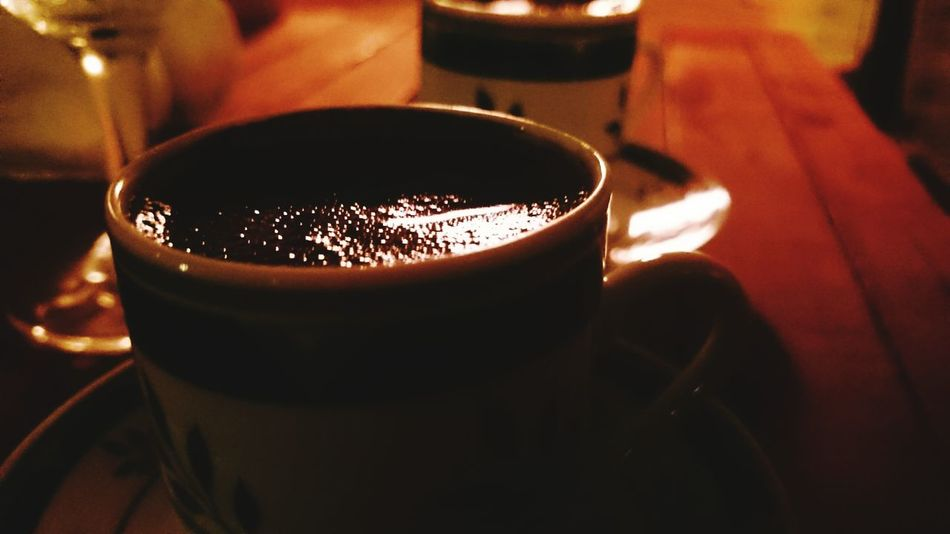 Coffeeart Phosphorescence Story Photography