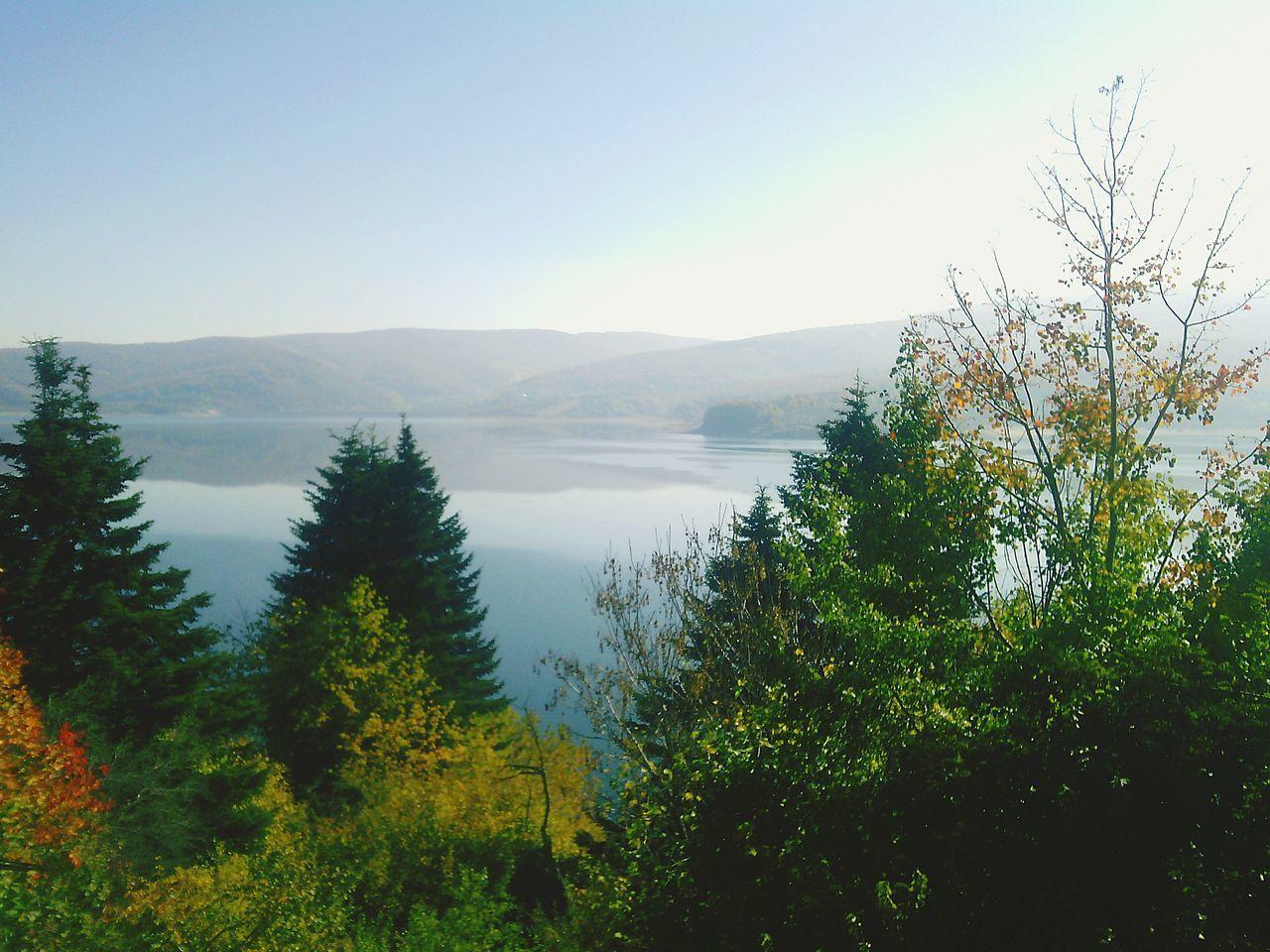 Mavrovo lake view macedonia First Eyeem Photo