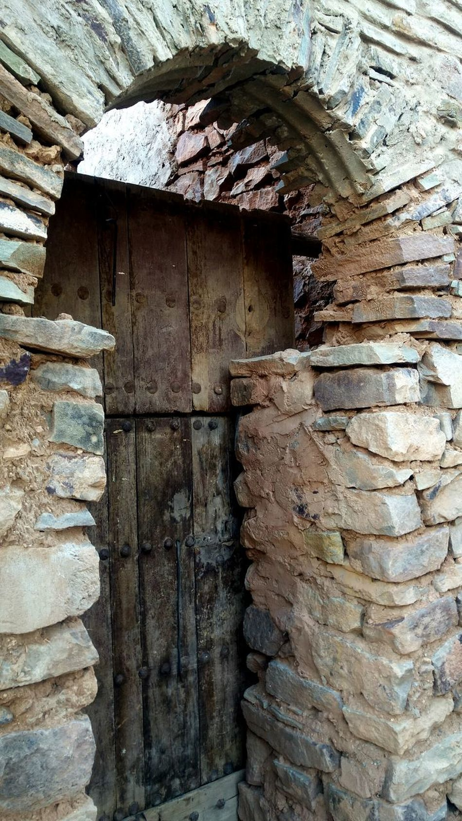 Old House Old Architecture No People Day Outdoors Building Exterior Old Construction Old Door Antique House In Africa