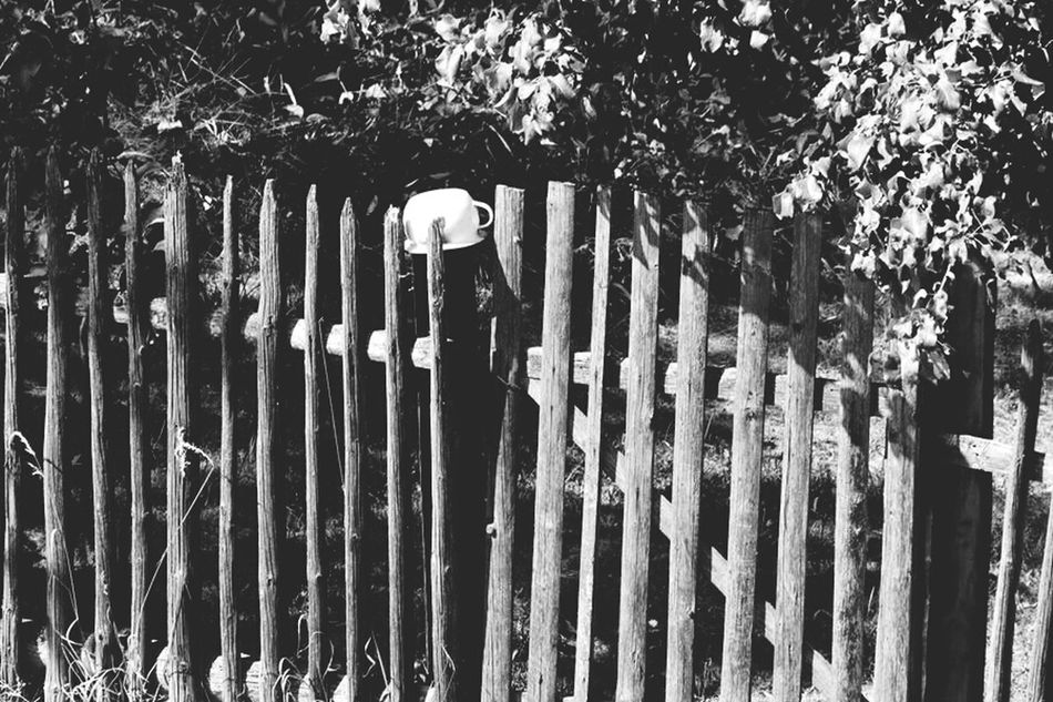Village Life Wooden Fence Weekend Easylife