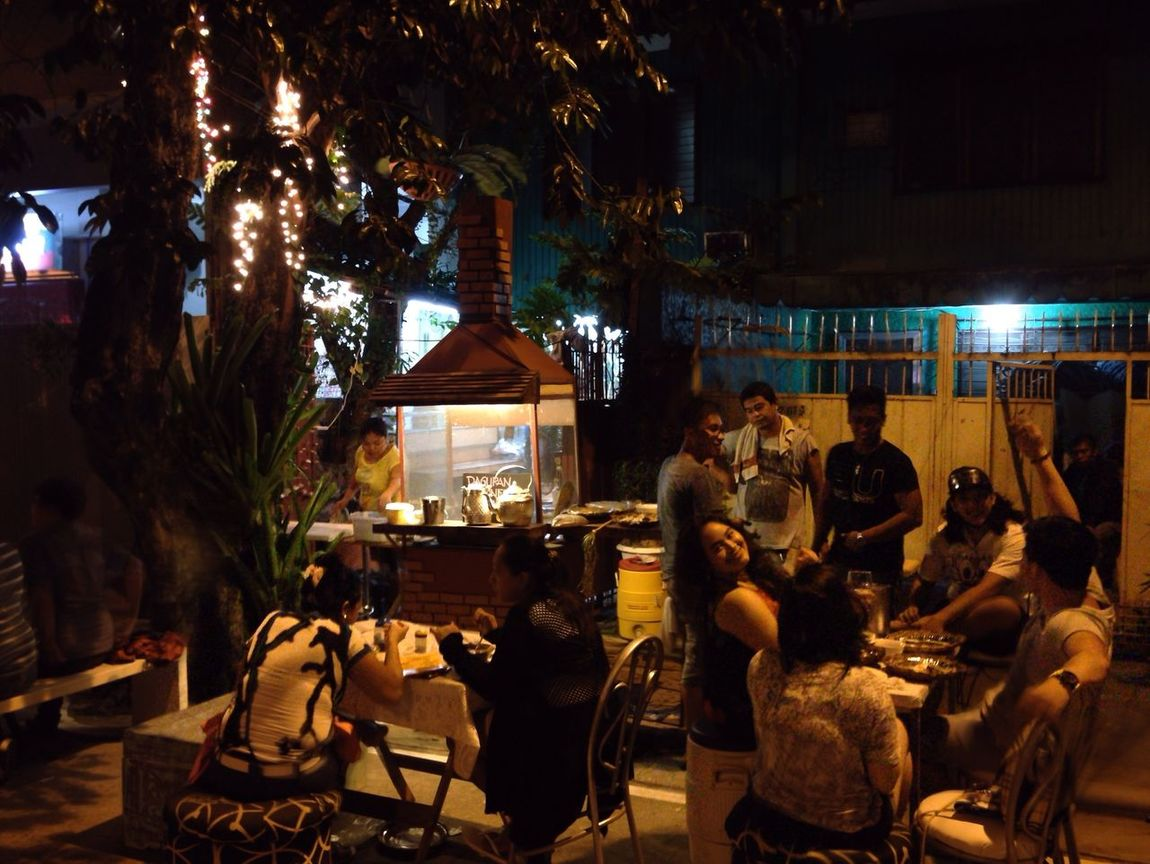 Openair Maginhawa Food Festival
