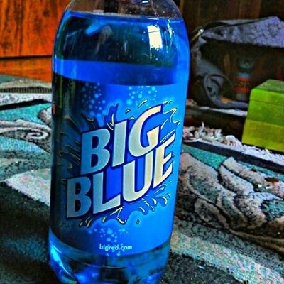 Bigblue its almost like Bigred just Crypt out BIG Blue Texas Soda Osiris shoes in the back ground along with my Wicca Box