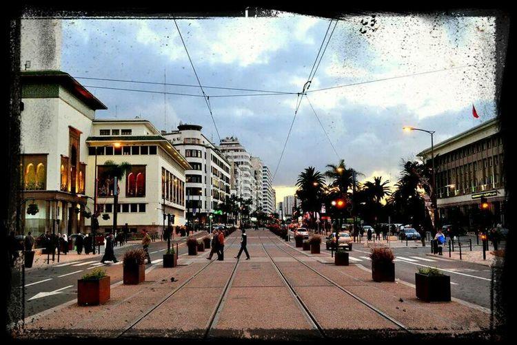 Cityscapes......casablanca my love