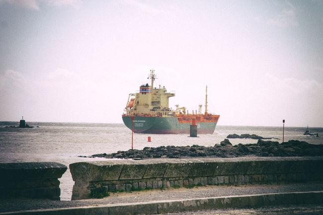 Boat Bretagne Lorient Nautical Vessel No People Non-urban Scene Ocean Outdoors Scenics Sea Ship Tranquility Water