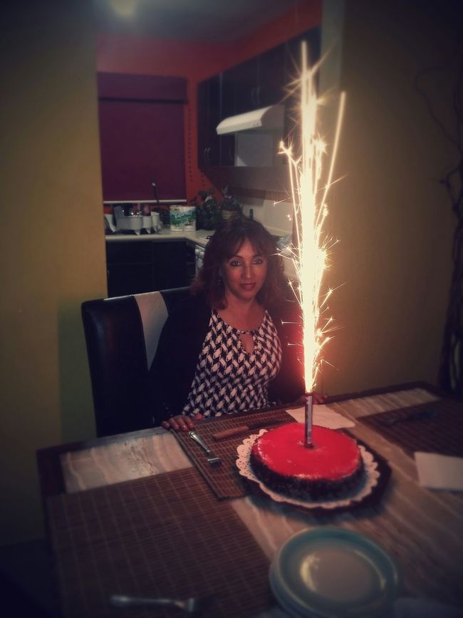 Happy Birthday Mom! Cake I Love You Mom