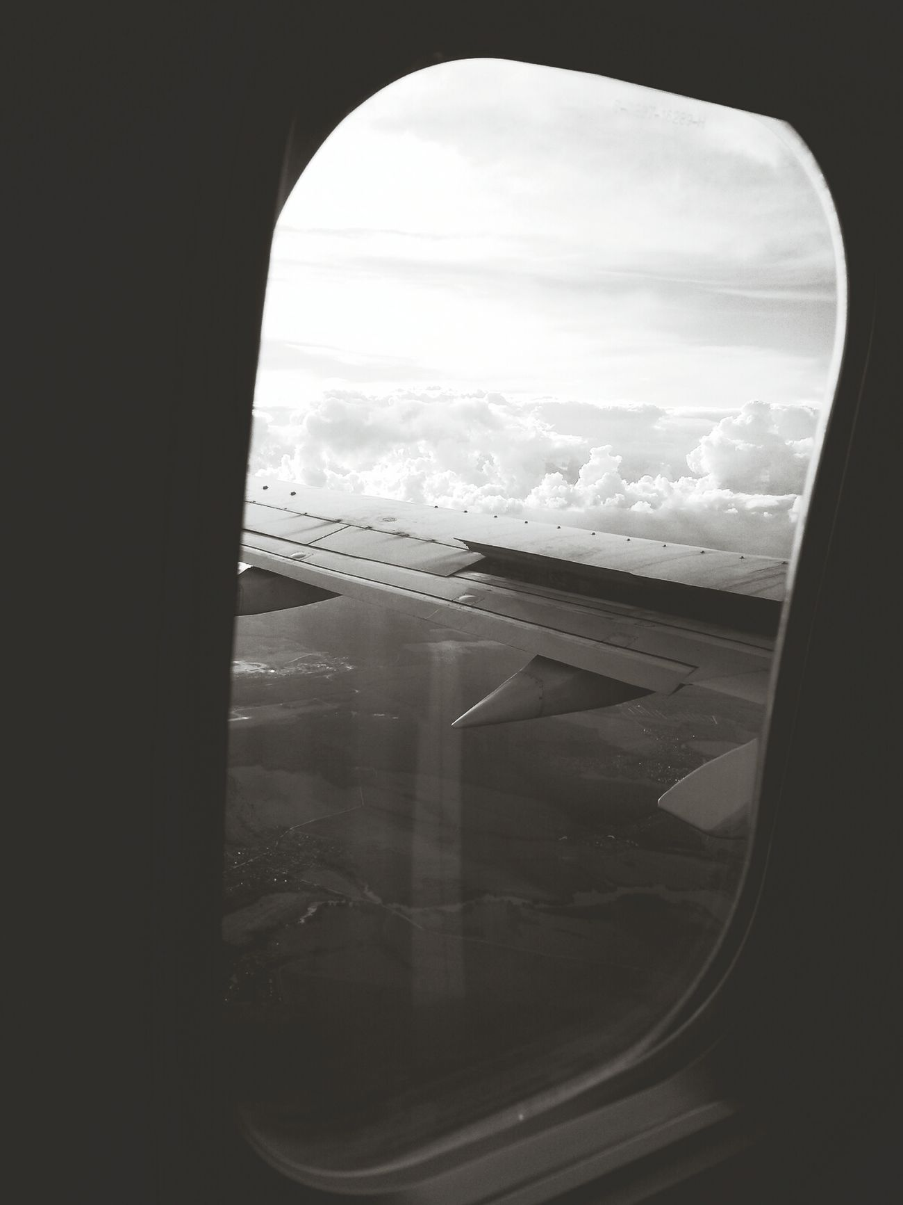 Sky Flight Clouds LongWaysFromHome