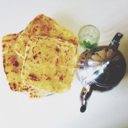 Tea Time Morrocan Mint Tea Arabic Food Porn