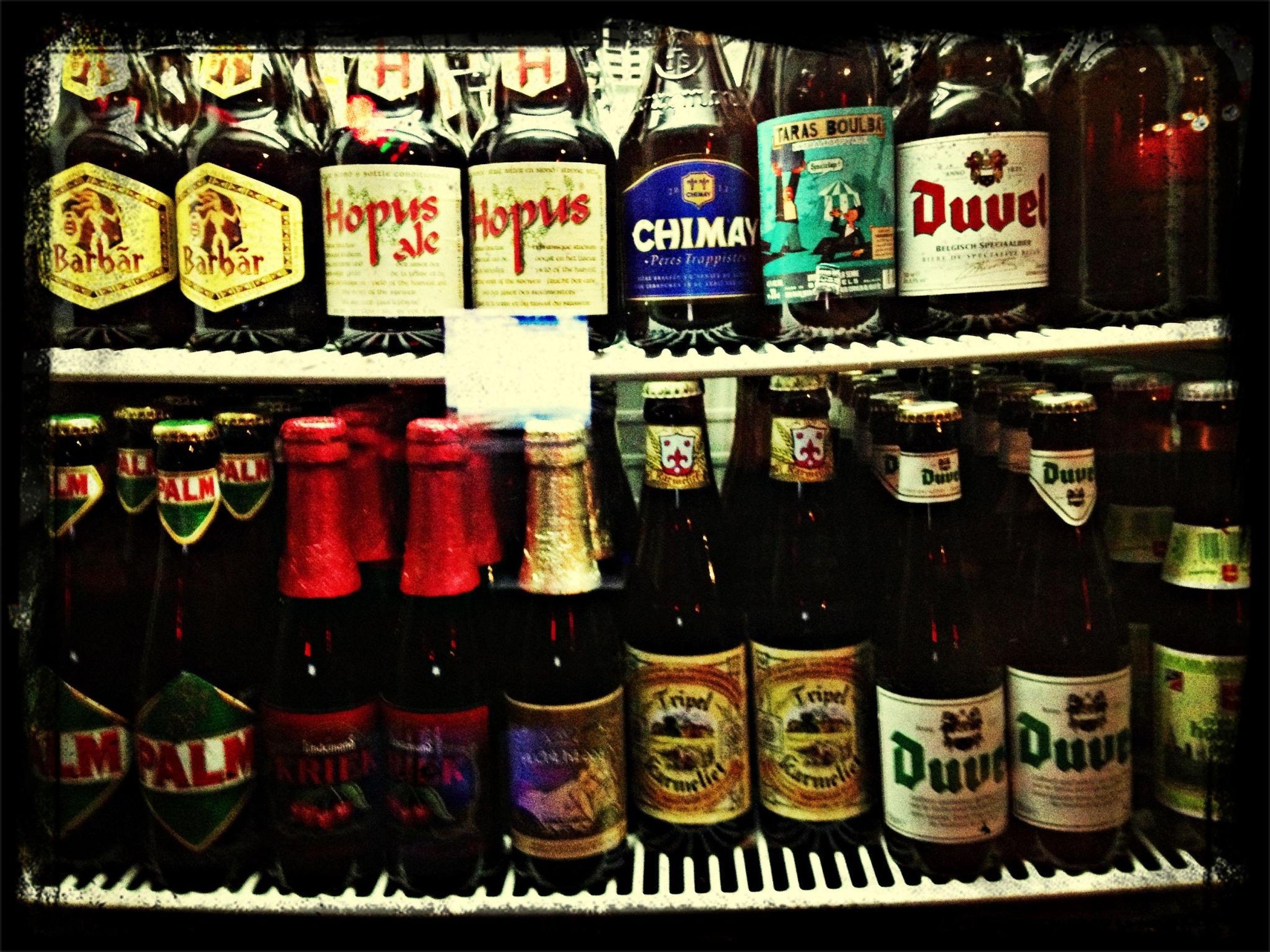 Jeugdhuis met 20 soorten bieren. iedereen welkom.