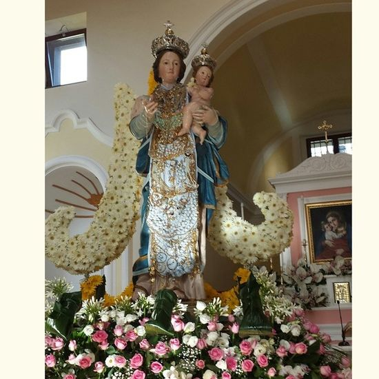 Madonna Delle GraziE Sava evvivaMaria