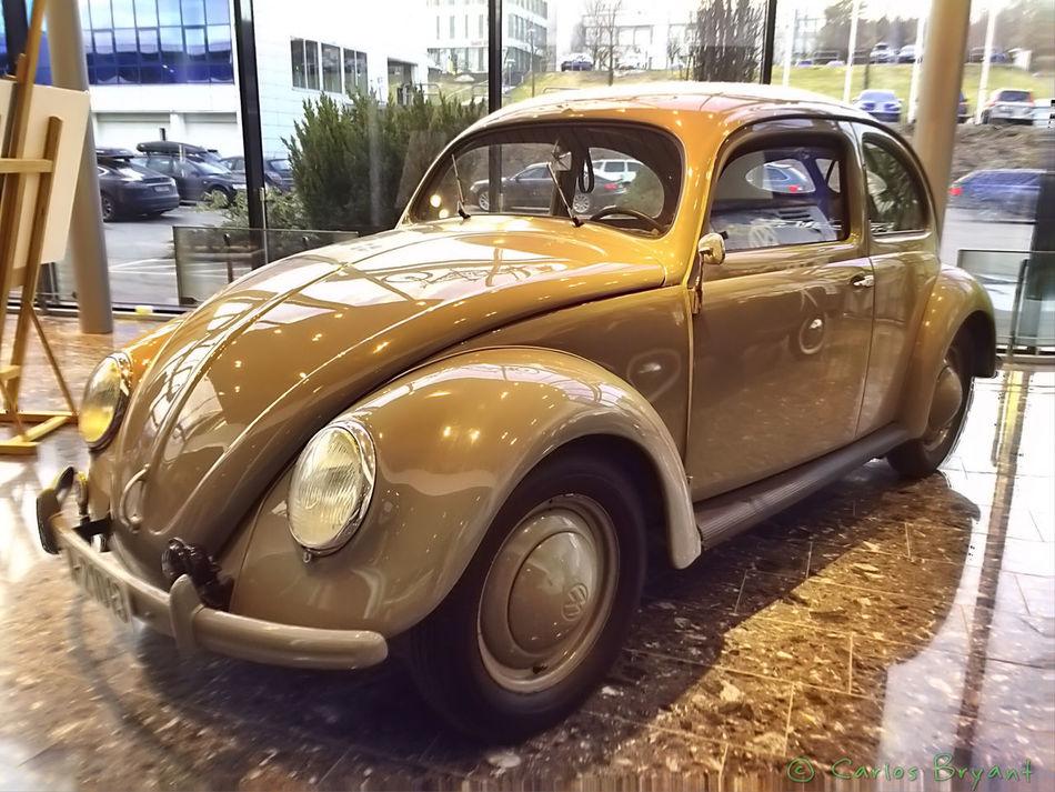 VW Type 11 Limousine 1949 Møller Gruppen Oslo Iphone6