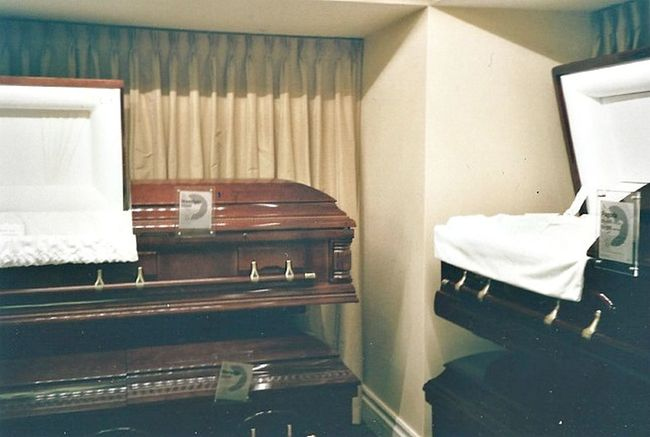 From my film photo diary Editorial  Analog Photography Coffins  Coffin Flash Photography Funeral 35mmfilm Analogue Photography Filmcamera Film Photography35mm 35mmfilmphotography Filmphotography