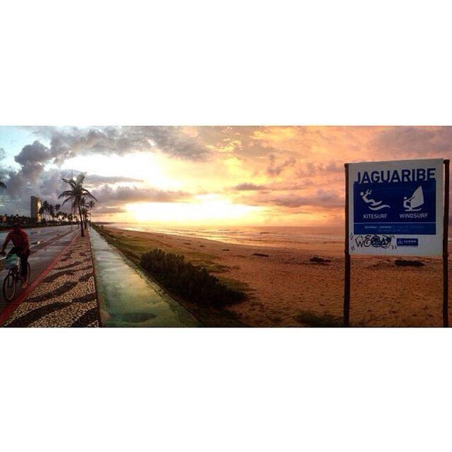 Jaguaribe -salvador-bahia-brasil Ssa Salvador Bahia World Worldpackers Enjoying The Sun Sunrise Sunrise_sunsets_aroundworld Beautiful Landscape
