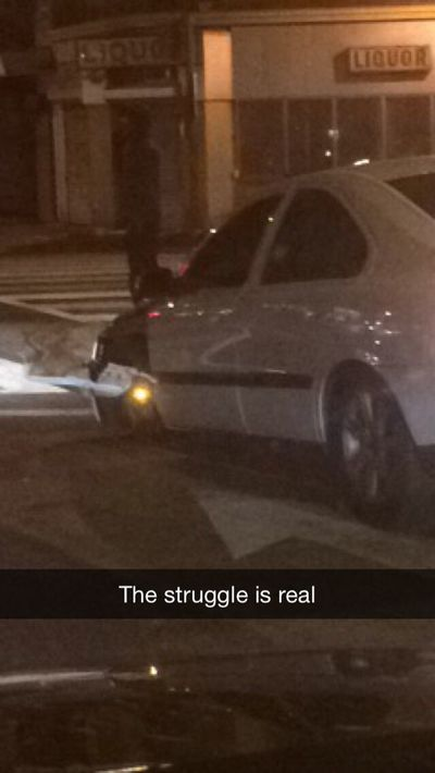The struggle Snapchatt Flow  Snapchat SMDH