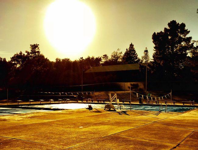 """Open The Pool Please"" Pool Swimming Pool PublicPool PublicSwimmingPool Water Sun HotSun Summer"