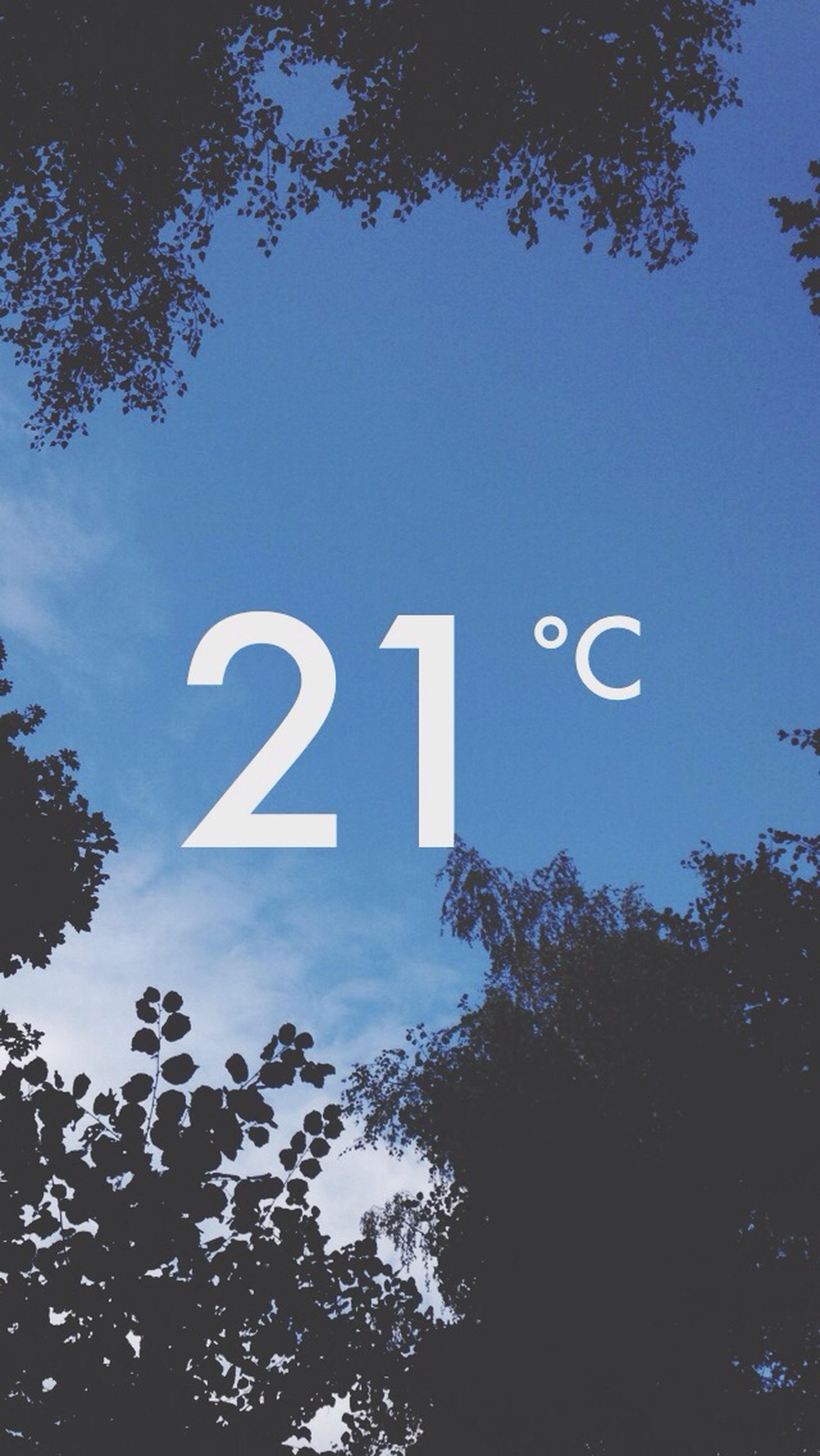 21•C 😚
