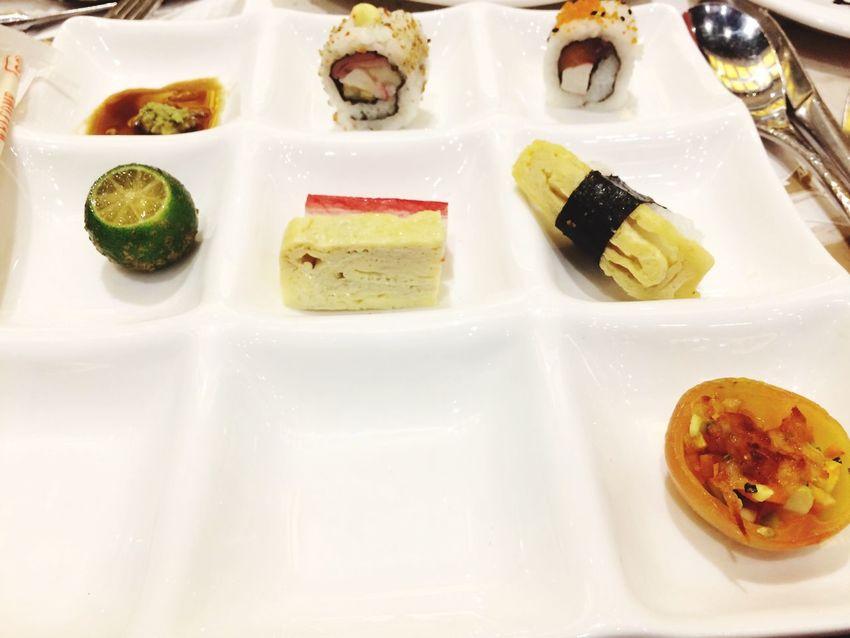 Food Indulgence Appetizer japanese korean vikings