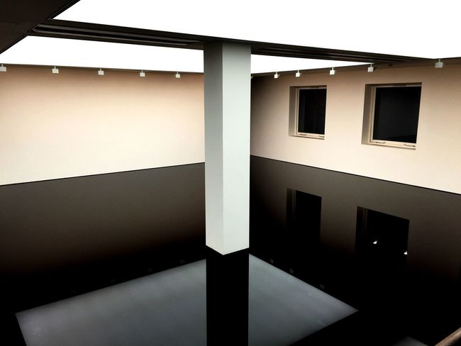 Saatchi Gallery Throughmyeyes Minimalism IPhoneography Oil Reflections