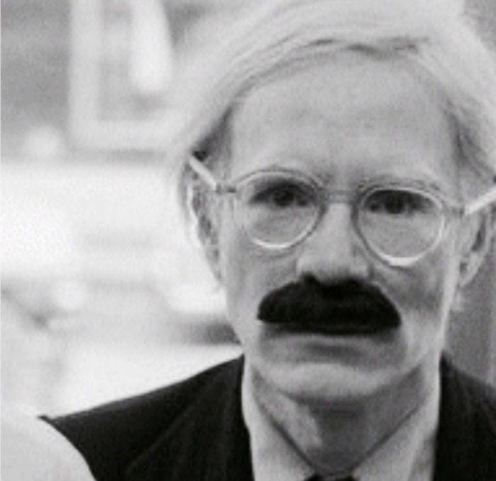 • Warhol • Artist Art Hello World Hello Followers Hello Monday  ???