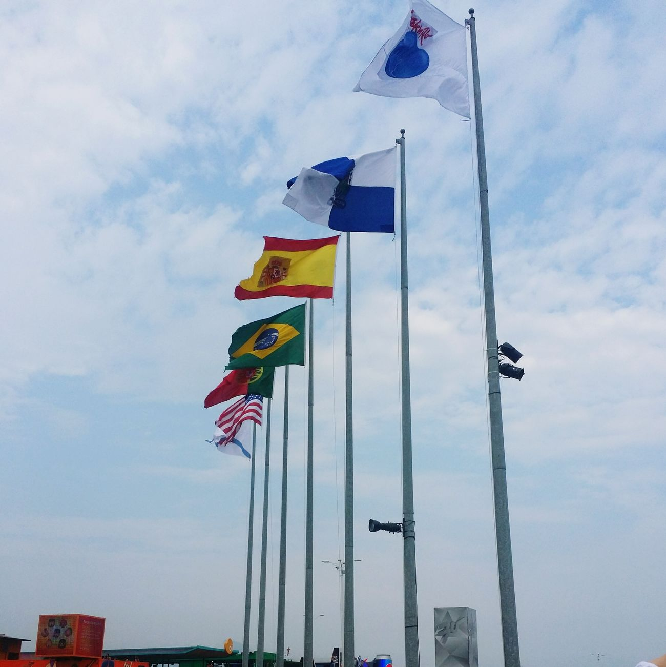 Rock In Rio Flagsoftheworld World Union