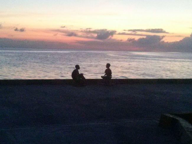 when ruben met obed... Nofilternoedit Enjoying Life Kids Beach Photography