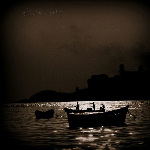 Fishermen and his morning stroll for a catch :p Check This Out
