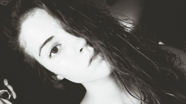 Nomakeupselfie Straightface Wethair  That's Me JustMe Selfie Black&white