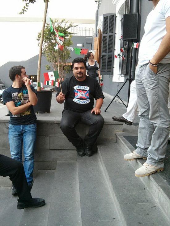 Razor Ramon Del Istambouliano At Work Mexican Quantum Group