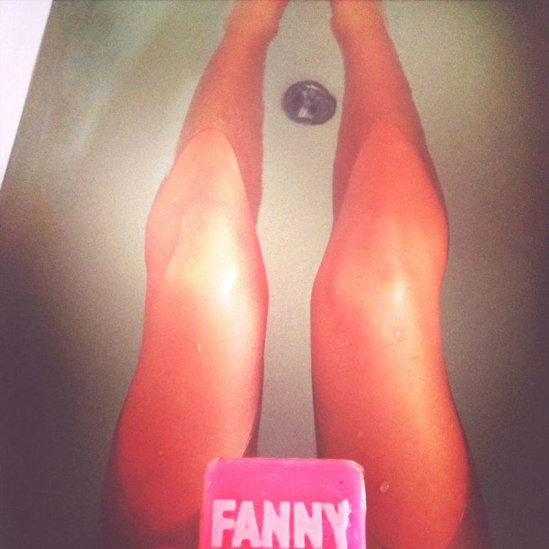 Fanny ❤️ My Legs Soap&Skin