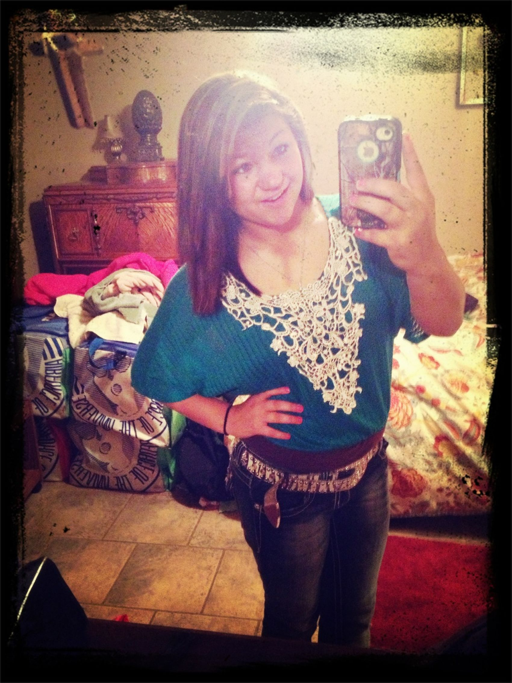 Yesterday's Outfit :)