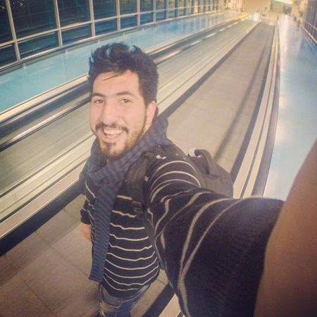 Work Airport Plane Boarding Last-minute Flight Starting A Trip Egypt Be Happy Luxor Smile