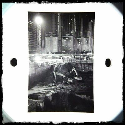 Of landscape and landscaper. Taguig Blackandwhitephotography Neopan400 Summicron m7 loupe and sgs3