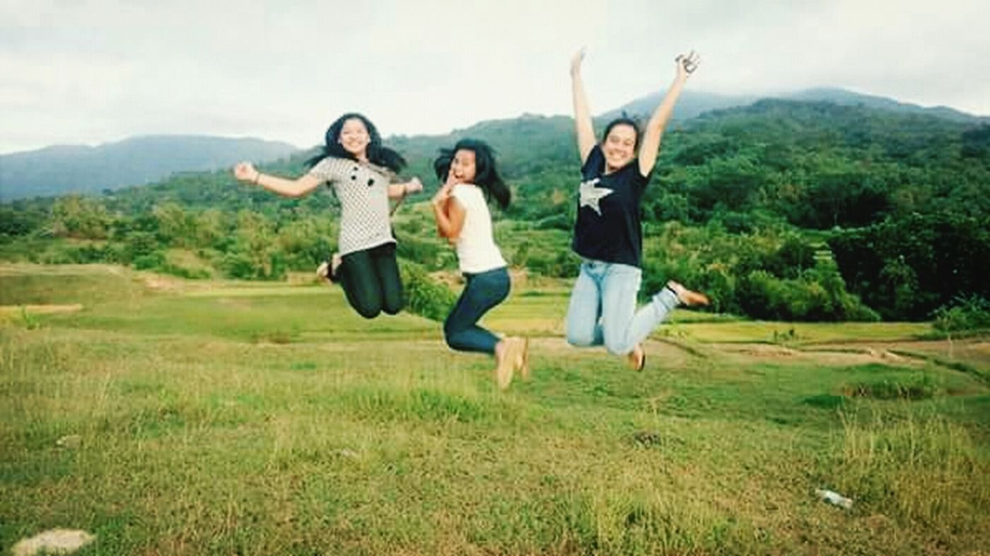 A year will never be complete without capturing the best moment of it. Friendship ❤