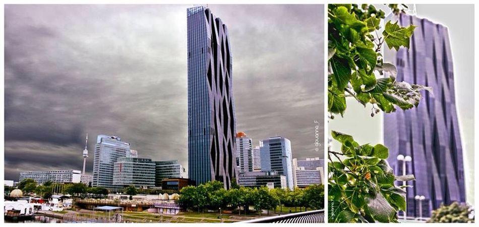 Dctower Wien Skyscrapers Taking Photos