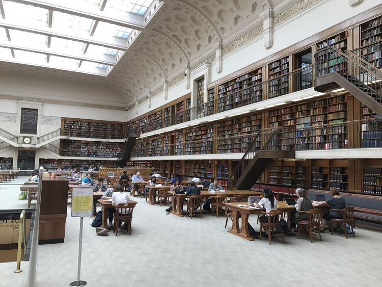 Sydney, Australia, 16th January, 2017, State Library of New South Wales in Sydney Architecture Beauty In Nature Book Books Chair Chairs Heritage Heritage Building Indoor Indoors  Library Old Building  Old Buildings State Library Studing Study Table Tables