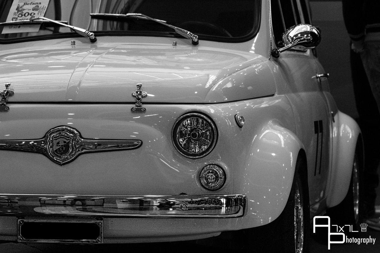 Fiat 500 Www.daddario.it I ❤ Fiat 500  Fiat 500 Abarth La Piccolina!! #workshop #fiat500 #cardesign Fiat 500 Black And White Fiat, Car, Fiat 500, Fiat 500