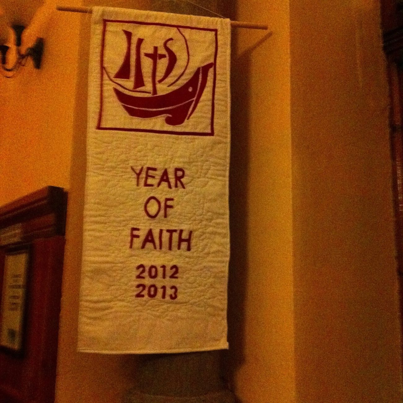 Year Of Faith