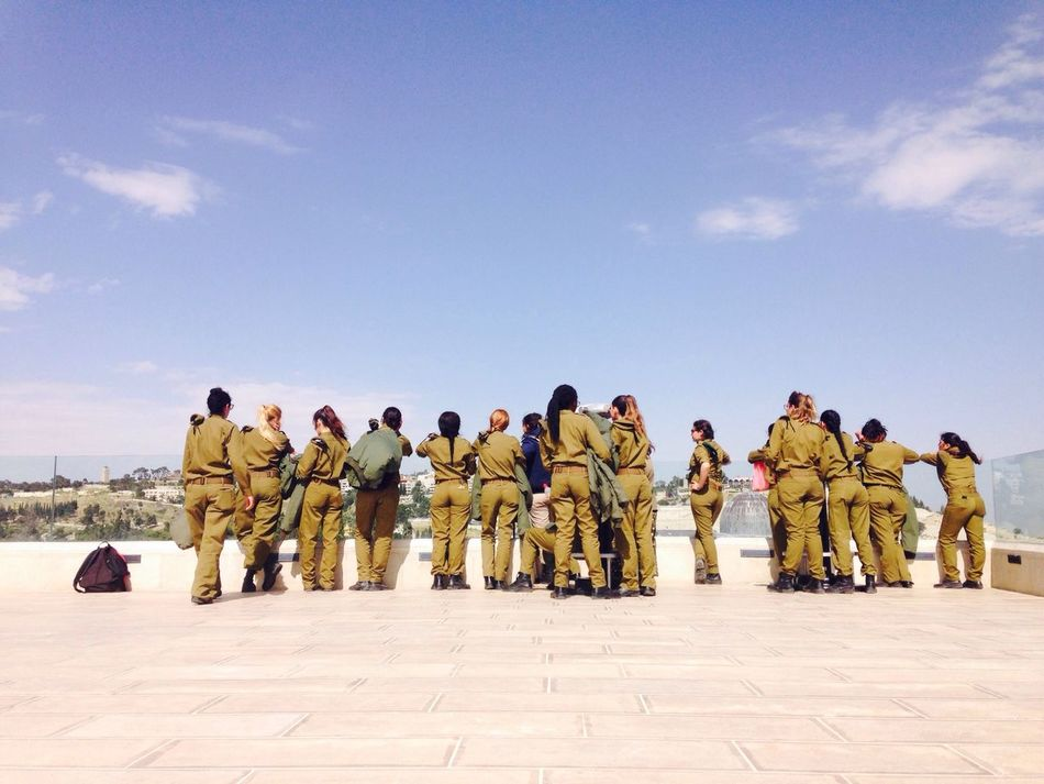 Old Jerusalem Young Girl Military Israel Women Who Inspire You Girl Power Women Around The World Jerusalem Israel Jerusalem Women Of EyeEm Women Power