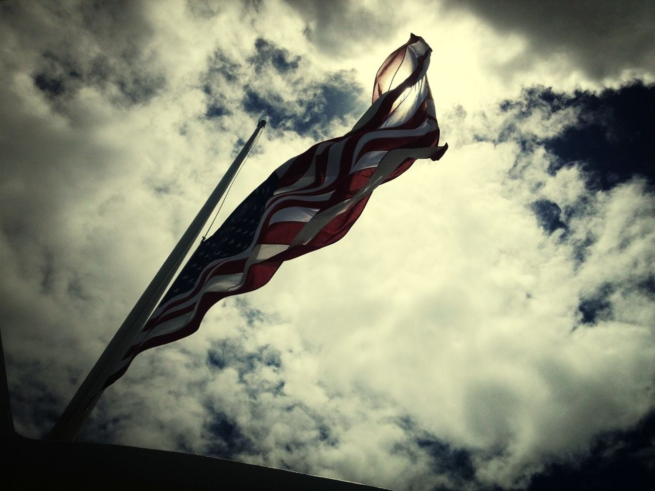 Flag Pearl Harbor Uss Arizona WeatherPro: Your Perfect Weather Shot