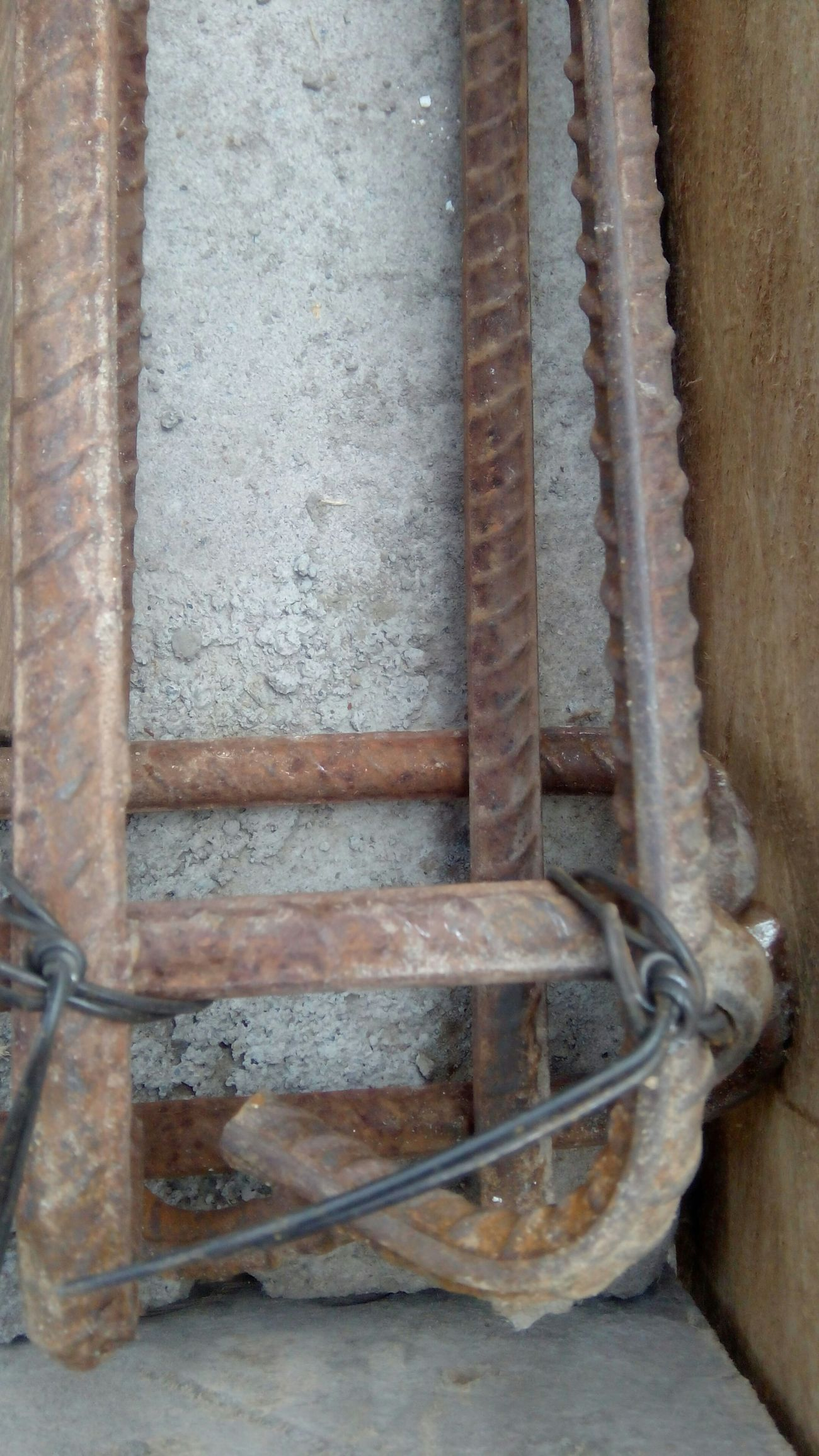 Square hook High Force And Low Force Construction Site Mild Steel Korogwe-tanzania