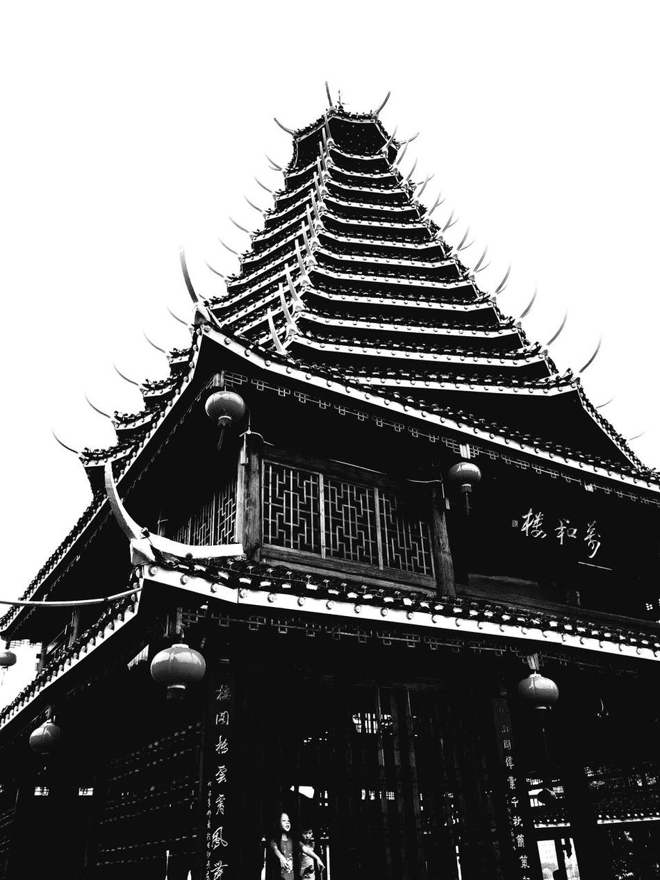 Cultural Architecture - Amazing folk style from Ming Dynasty