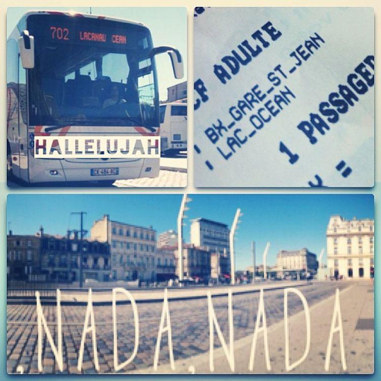 Bordeaux Transgironde 2H Long !!!! =2,50€ ... Bon Ok ! Lacaneau Bus